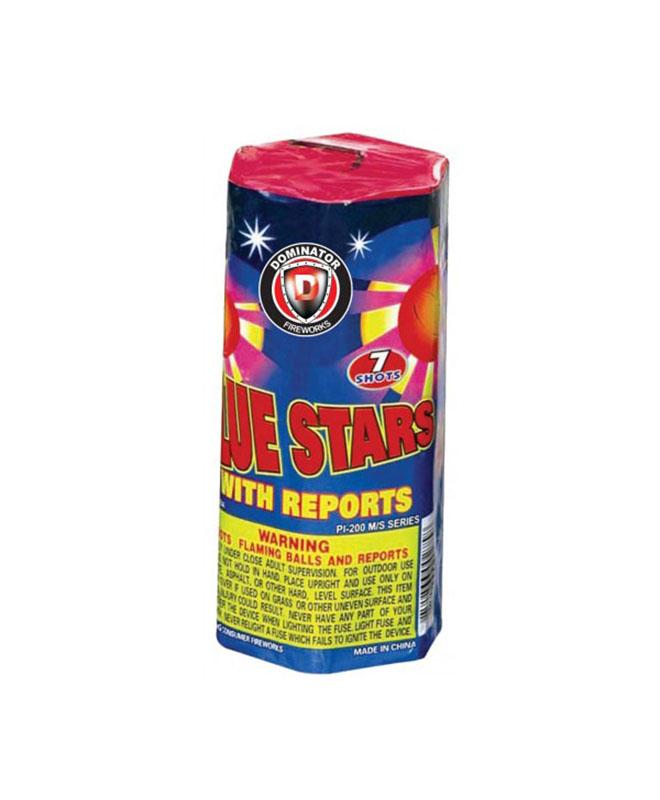 Blue Stars w/ Reports