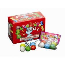 Color Smoke Balls
