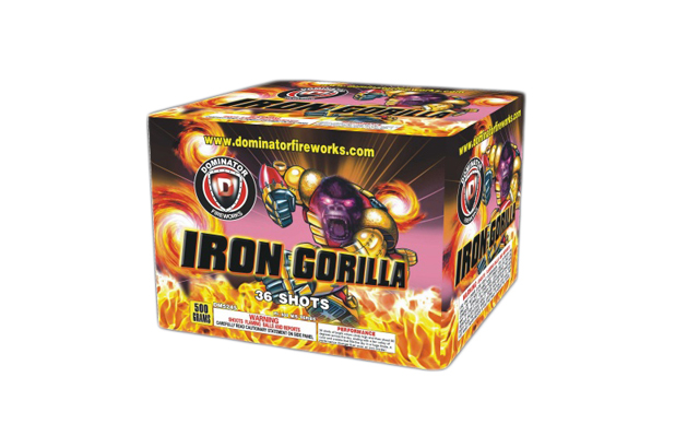 Iron Gorilla