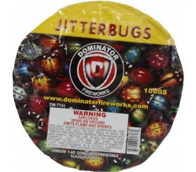 Jitter Bugs 1000s