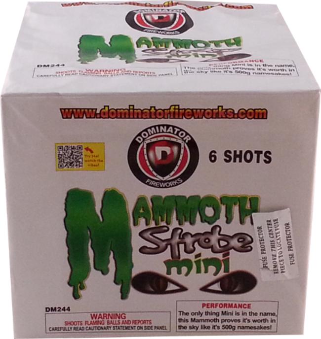 Mammoth Strobe Mini