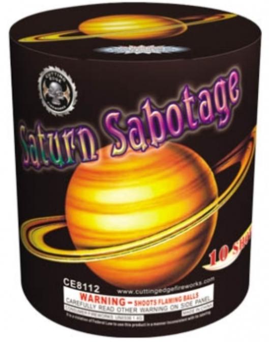 Saturn Sabotage
