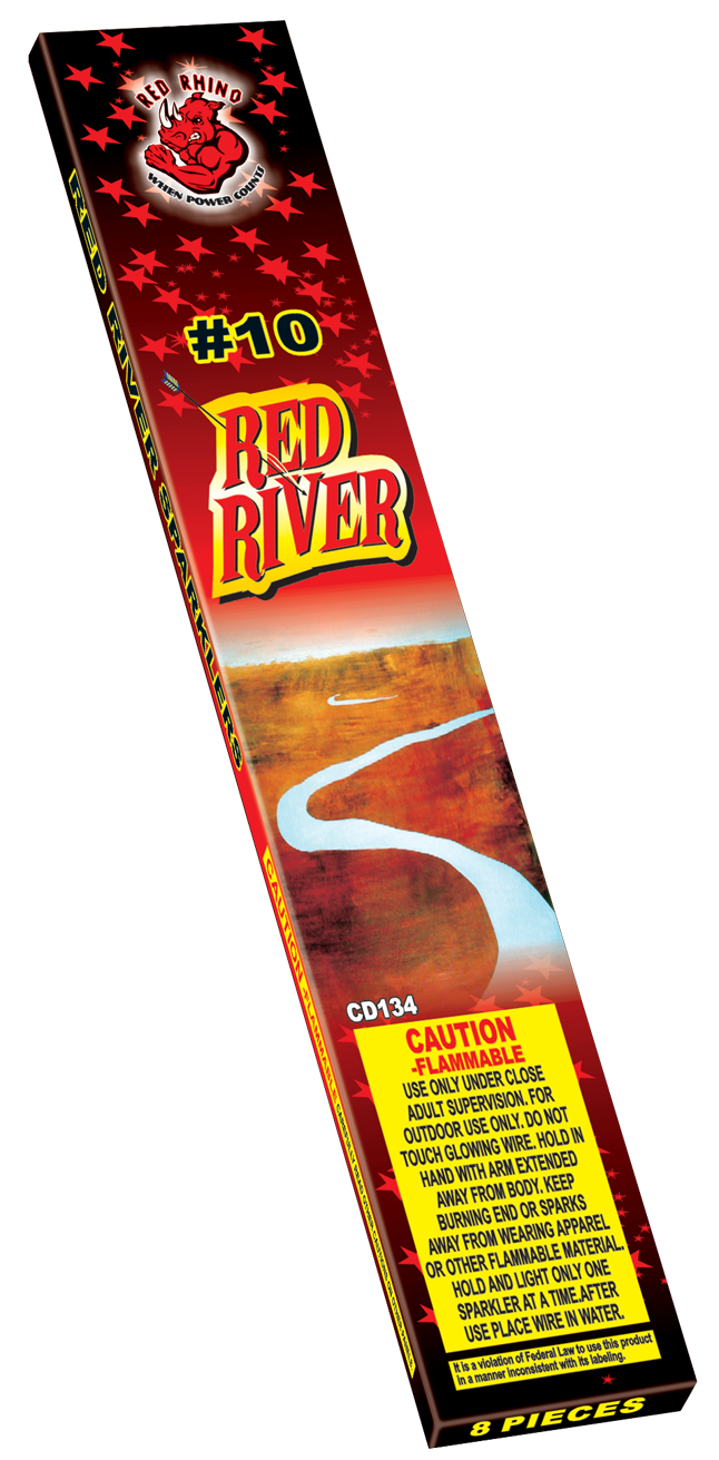 #10 Red River Sparklers