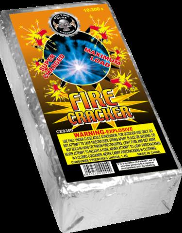 Firecrackers 10/300