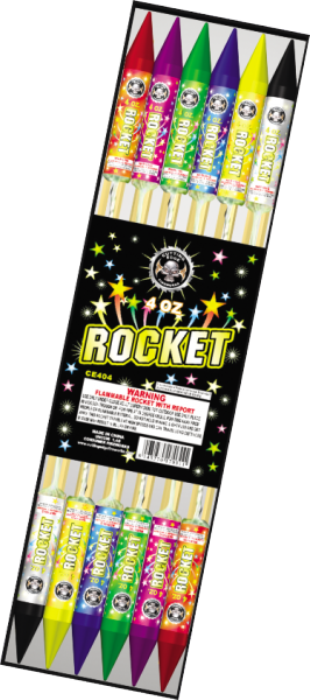 4 OZ Rocket