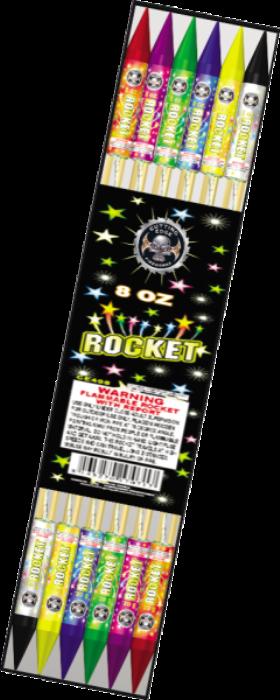 8 OZ Rocket
