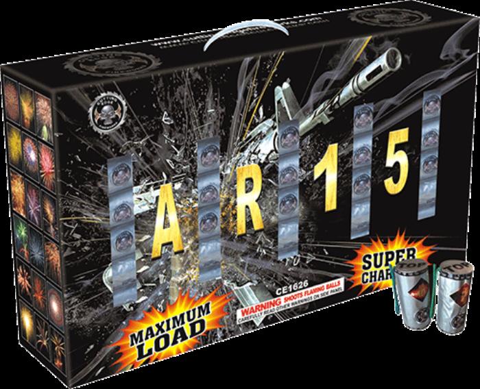 Premium Artillery Shells | Intergalactic Fireworks