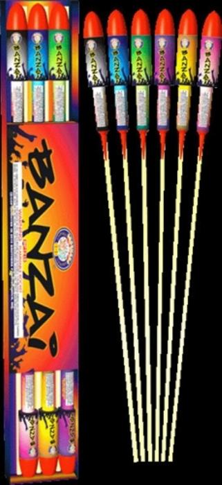 Banzai Rockets
