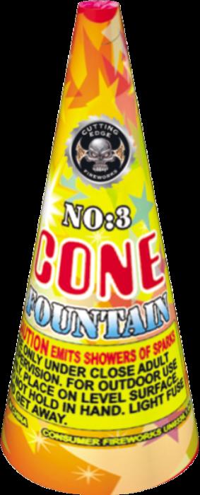 Cone Fountain | #3