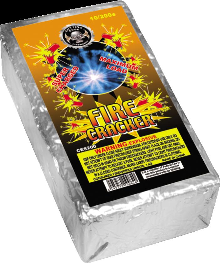 Firecrackers 10/200