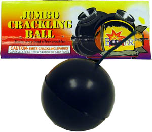 Jumbo Cracking Ball