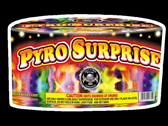 Pyro Surprise