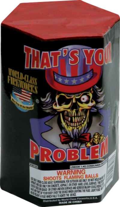 That's Your Problem