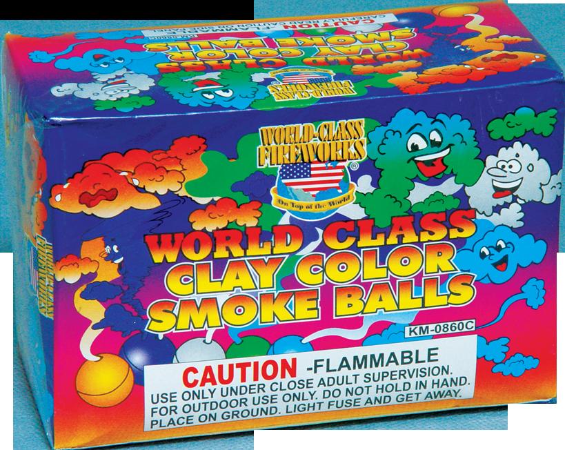 World Class Paper Smoke Balls