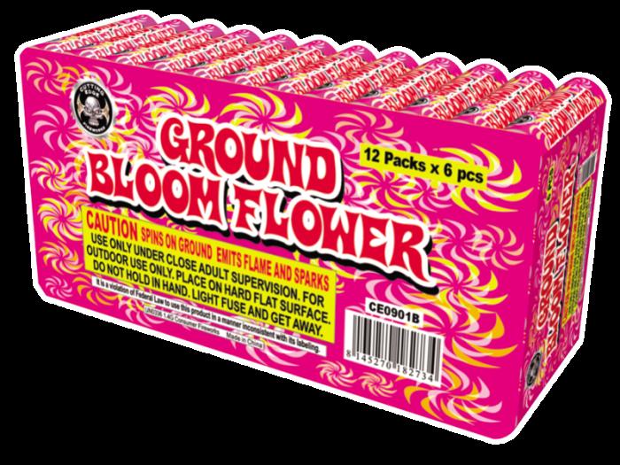 Ground Bloom Flower