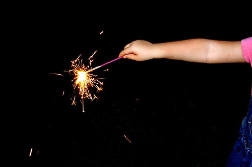 Bamboo Sparklers