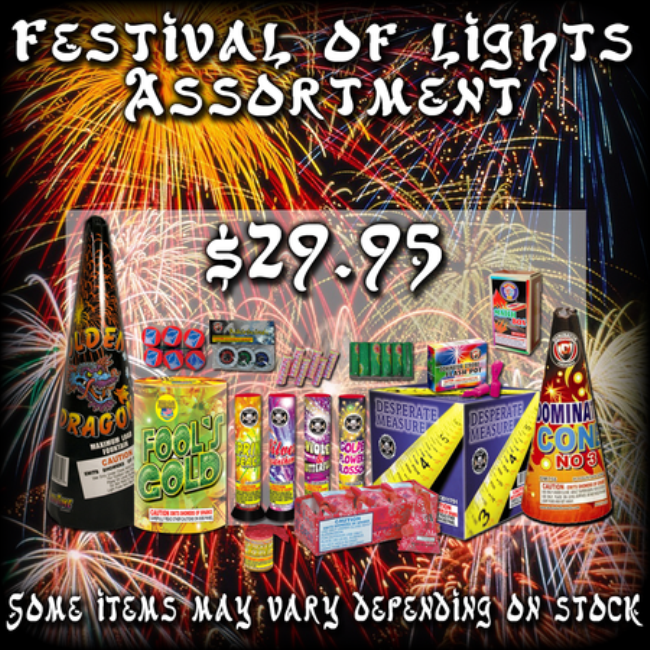 Festival of Lights Assortment