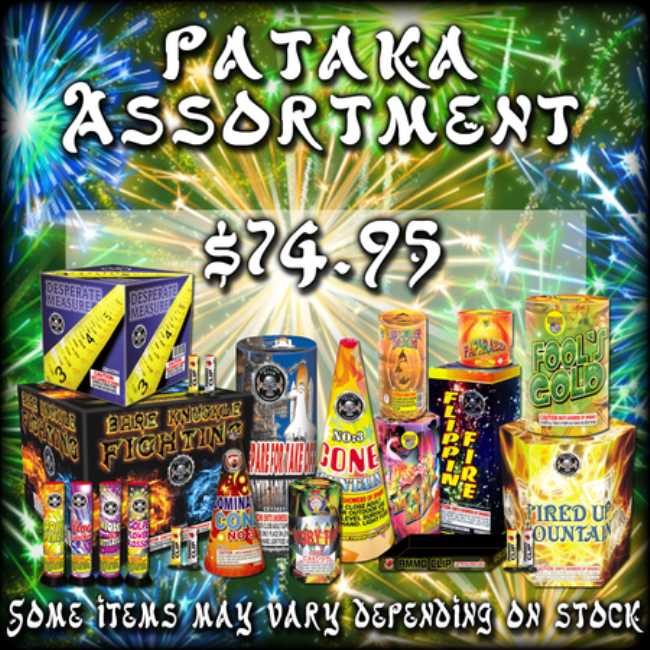 Pataka Assortment