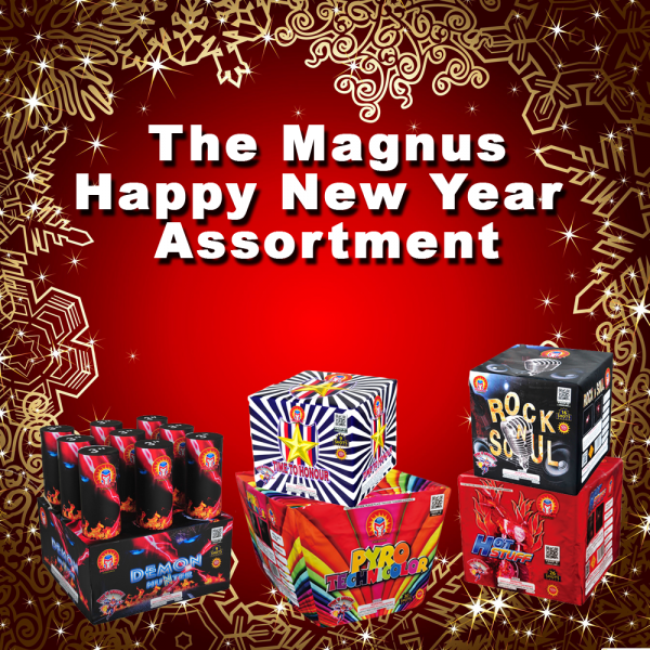 Magnus Happy New Year Assortment