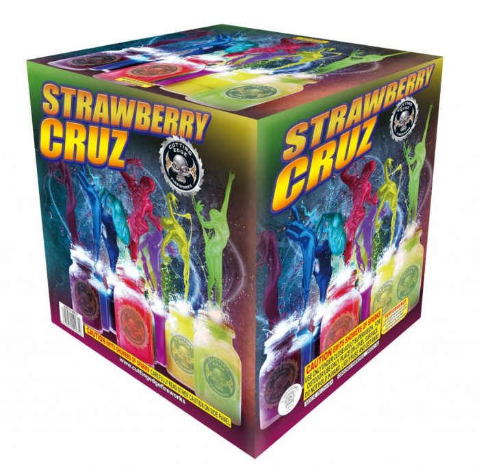 Strawberry Cruz