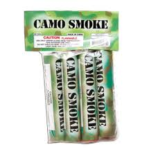 2 Minute Camo Smoke