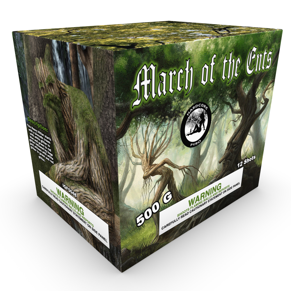 March of the Ents