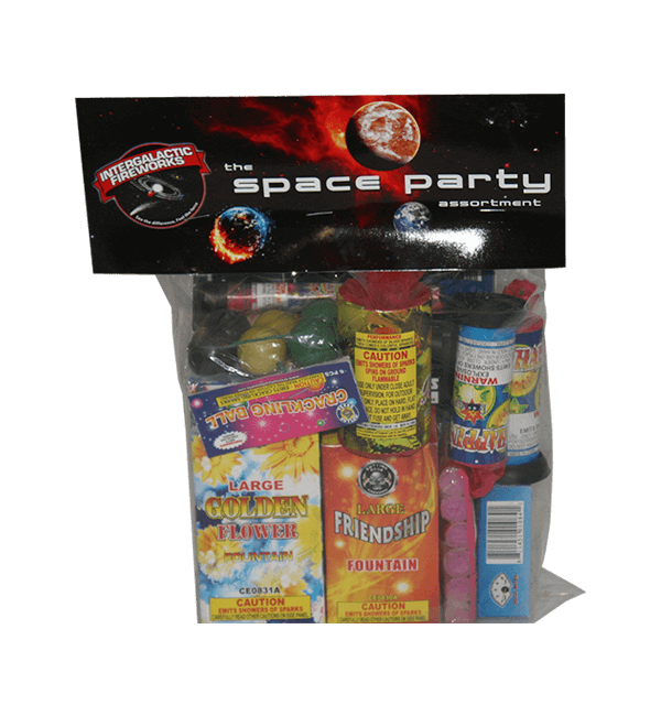 THE SPACE PARTY ASSORTMENT