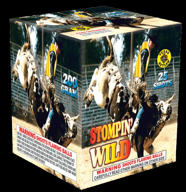 STOMPIN WILD