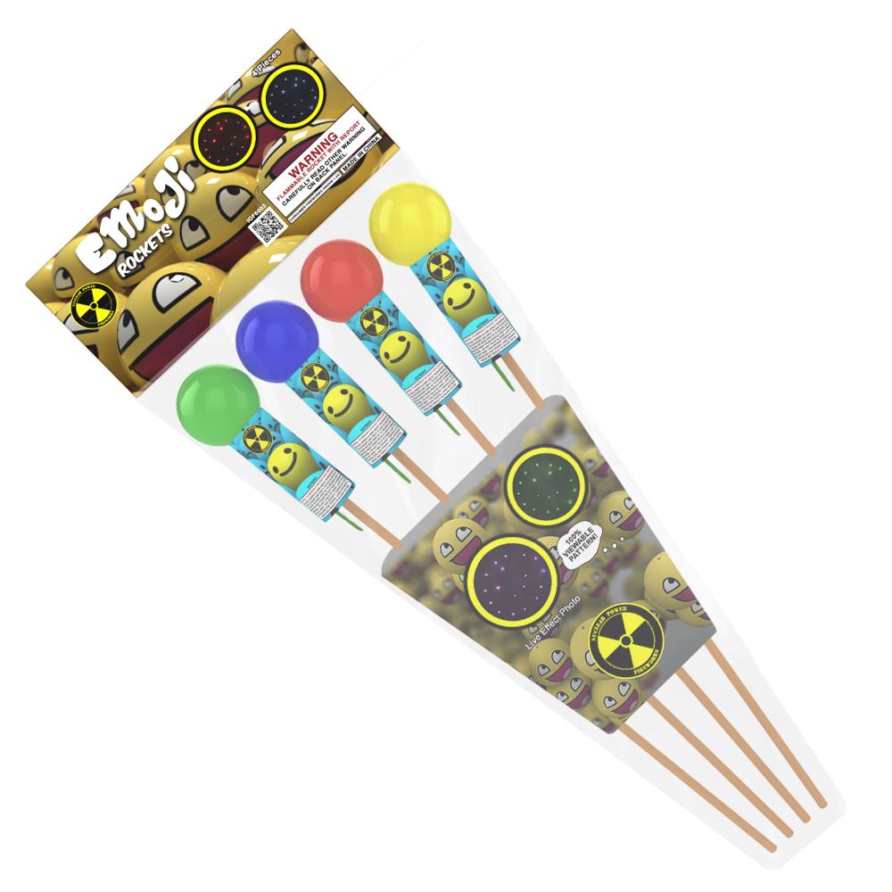 Emoji Rockets