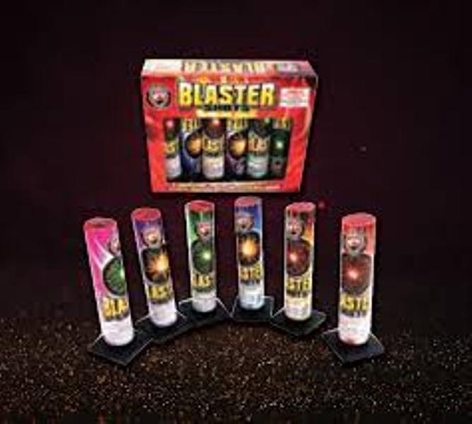 Blaster Shots