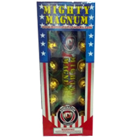 Mighty Magnum Ball Shells with Tails