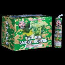 Two Minute Smoke Screen