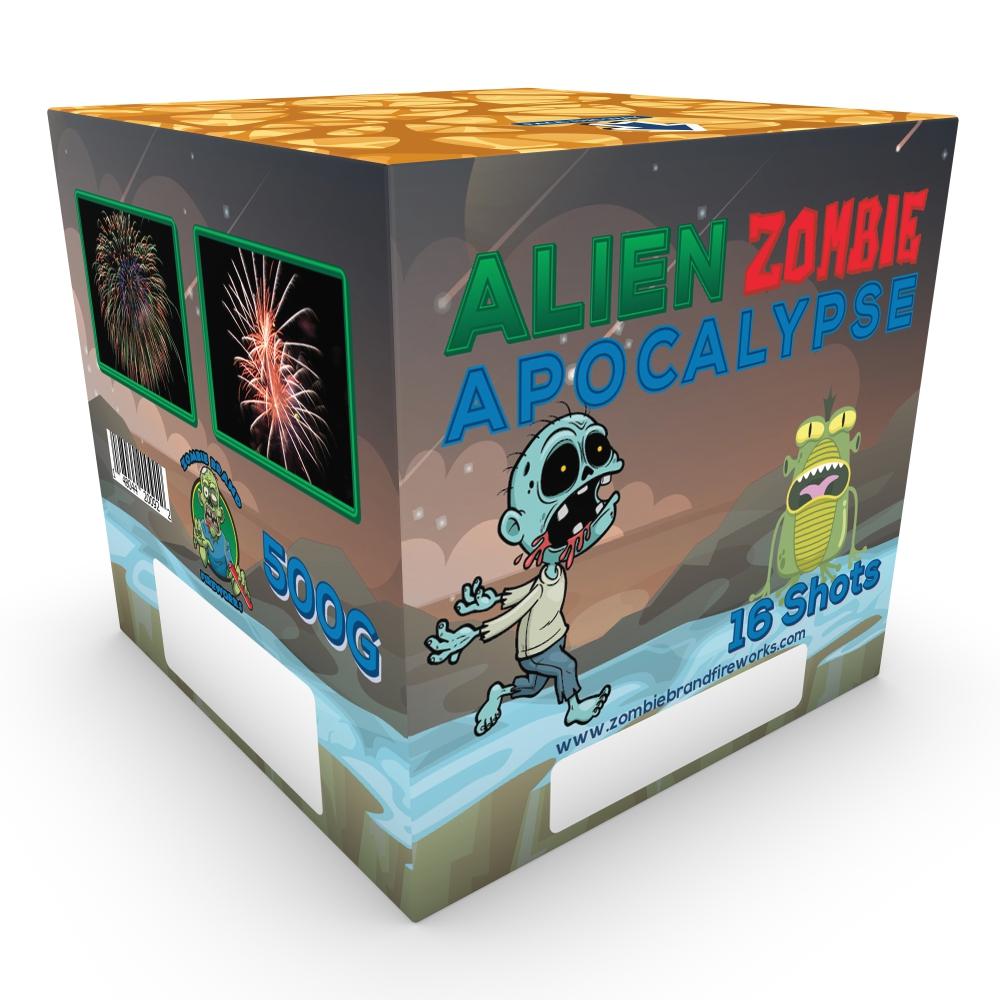 Alien Zombie Apocalypse